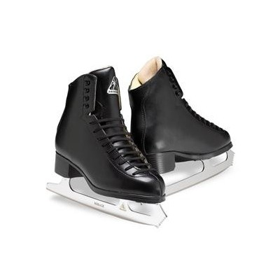 Jackson Mystique Beginner Mens Figure Ice Skates - Black
