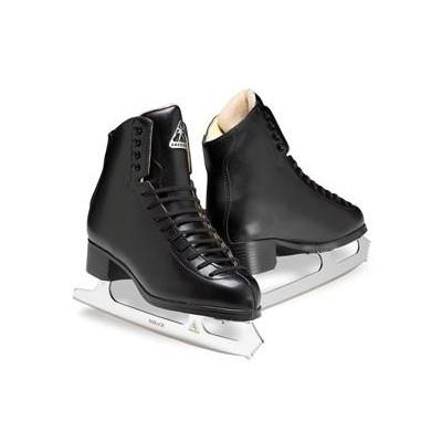 Jackson Mystique Beginner Mens Figure Ice Skates - Black