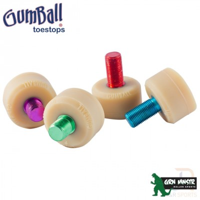 Gumball Toe Stops