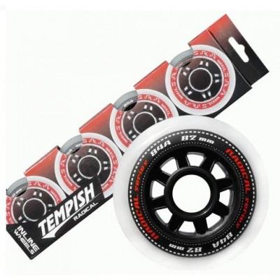 RADICAL 80x24 84A Wheel set (4 pcs)