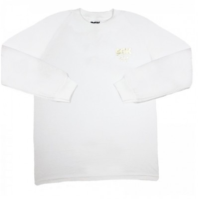 DGK Kayo All Star L/S T-Shirt - White