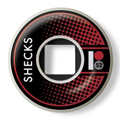 Plan B Skateboard Wheels - Sheckler Half Tone 52mm