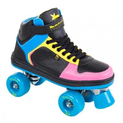 Rookie Quad Skates Hype Hi Top - Multi
