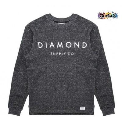 Stone Cut L/S Football Top by Diamond Supply