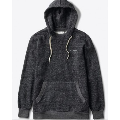 Diamond Supply Co Stone Cut Hooded Pullover