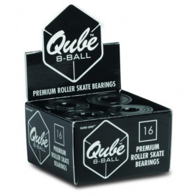 Qube Bearings 8-Ball (16 Pack)