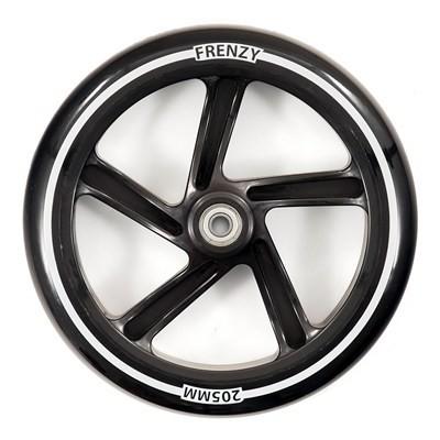 Frenzy Scooter Wheel Black