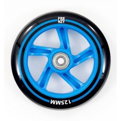 Frenzy Scooter Wheel Blue