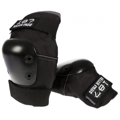 187 Pro Derby Elbow Pads