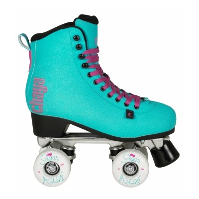 Chaya Lifestyle Melrose Deluxe Roller skates - Melrose Turquoise