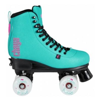 Chaya Bliss Adjustable Roller Skate - Turquoise