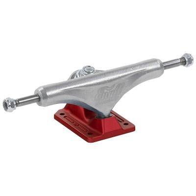 Enuff Decade Pro Satin 139 Skateboard Trucks - Red