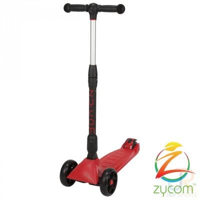 Zycom Zinger 3 Wheel Kids Scooter - Red/Black