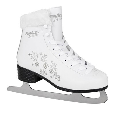 Fun Active Felicity Ice Figure Skates