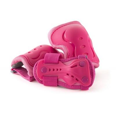 AC760 Triple Pad Skate Set Pink
