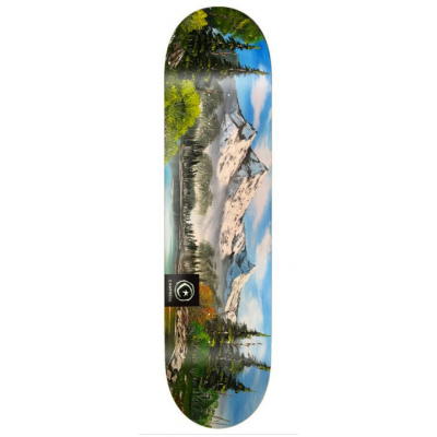 """Foundation Aidan Campbell 'Scapes Skateboard Deck - 8.25"""""""