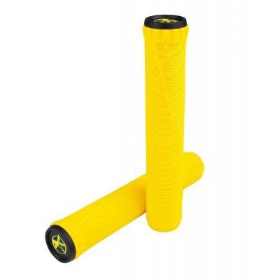 Addict OG Scooter Grips - Yellow