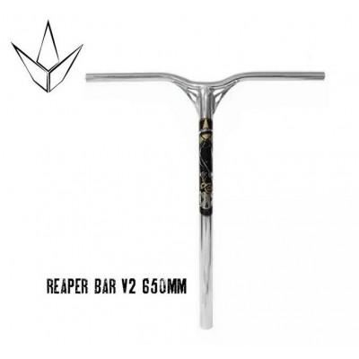 Blunt Reaper V2 Scooter Bars 650 - Polished