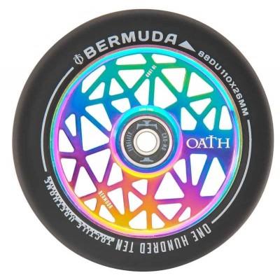 Oath Bermuda Scooter Wheel - Neochrome