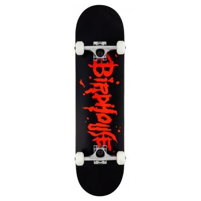 "Birdhouse Stage 1 Blood Logo Complete Skateboard - 8"""