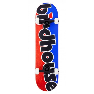 "Birdhouse Stage Toy Logo Complete Skateboard - 8"""
