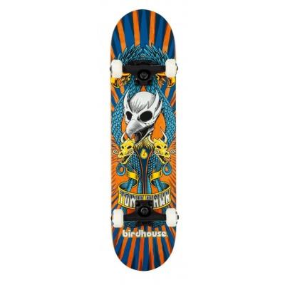 "Birdhouse Stage 3 Emblem Circus Complete Skateboard - 7.75"""