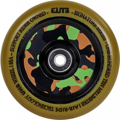 Elite Air Ride Camo Pro Scooter Wheels 125mm gum