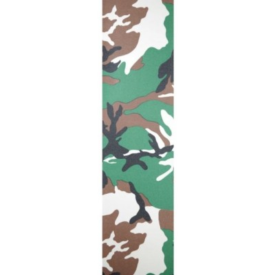 "GRIP Single Sheet Griptape 9""X33"" - Camo"