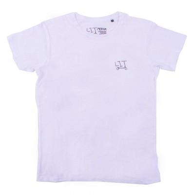 Undialed LIT T-Shirt - White