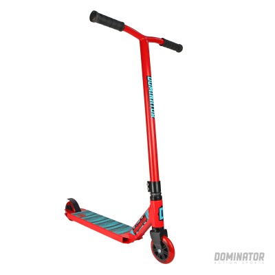 Dominator Cadet Complete Scooter - Red