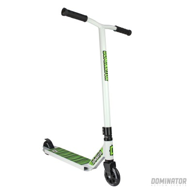 Dominator Cadet Complete Scooter - White