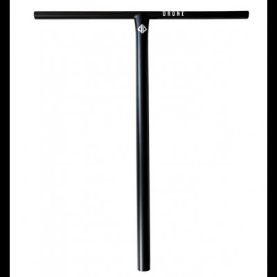 Drone Classic Titanium Oversized Scooter T-Bars 710mm – Black