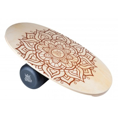 """D Street Balance Board Mandala Original Multi - 30"""""""