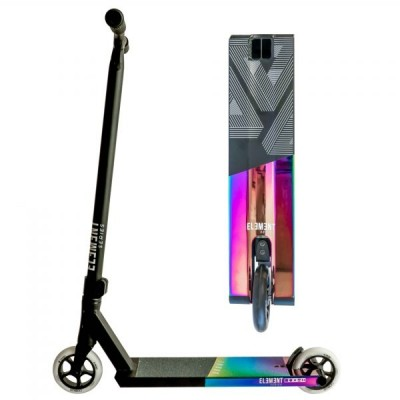 Drone Element Complete Scooter – Black/Neochrome