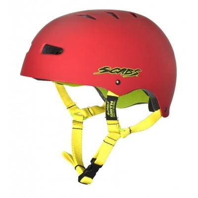 Smith Scabs Elite Helmet - Red