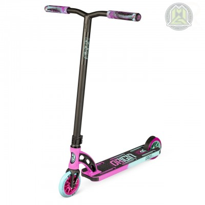 "MGP VX ORIGIN PRO 4.5"" Scooter - Pink / Teal"
