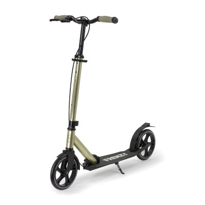 Frenzy 205mm Dual Brake Plus Adult Scooter - Champagne