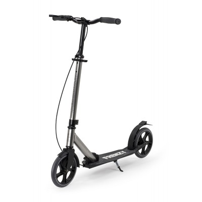 Frenzy 205mm Dual Brake Plus Adult Scooter - Titanium