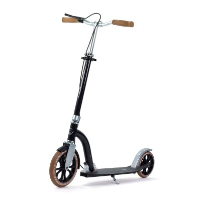 Frenzy 230mm Dual Brake Recreational Scooter - Black