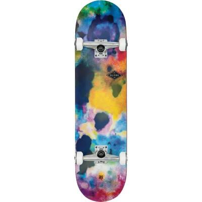 """Globe G1 Full On Color Bomb Complete Skateboard - 7.75"""""""