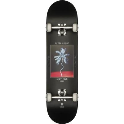 "Globe G1 Palm Off Complete Skateboard Black - 8"""