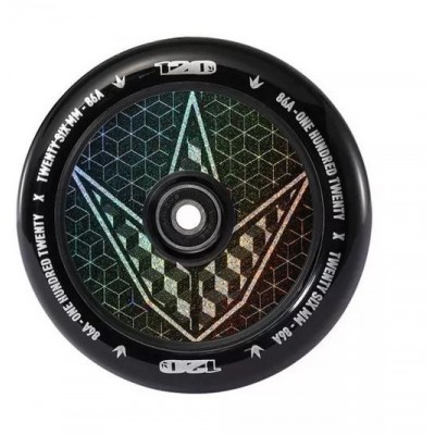 Blunt Hollow Hologram 120mm Scooter Wheels - Geo