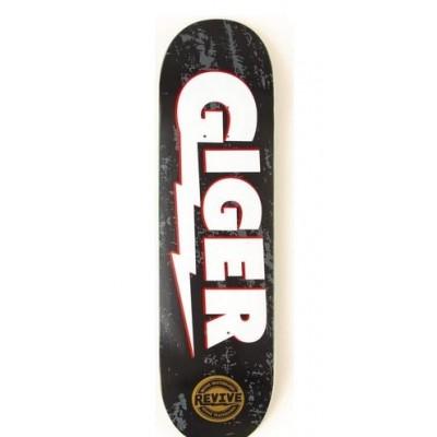 """Revive Electric Giger Skateboard Deck- 7.75"""""""