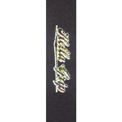Hella Grip 420/20 Pro Scooter Grip Tape - Green