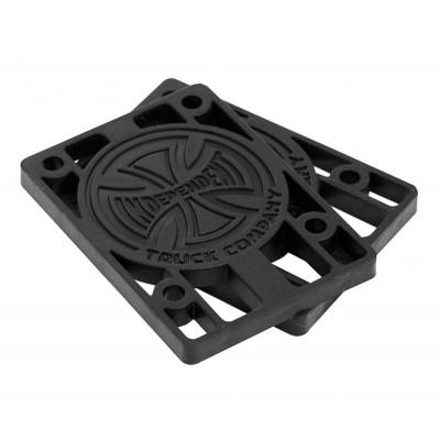 "Indy Riser Pads 1/8"" (Pack of 2) - Black"