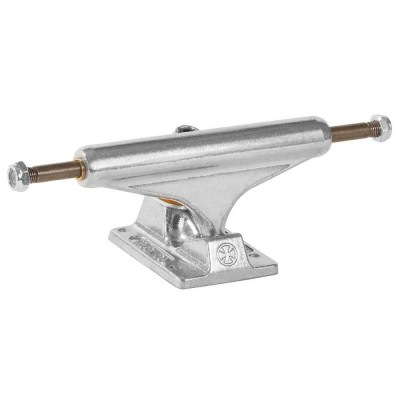 Indy Hollow Forged StandardSkateboard Truck 139mm (Pair) - Silver