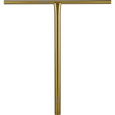 Longway Kronos Titanium Pro Scooter Bar - Goldline