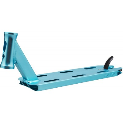 Longway S-Line Kaiza Pro Scooter Deck  - Teal