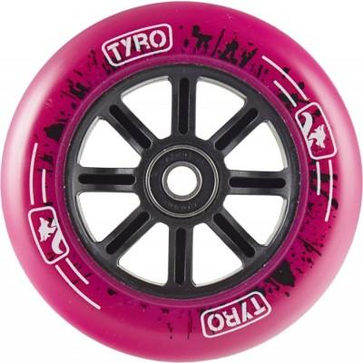 Longway Tyro Nylon Core Pro 100mm Scooter Wheels -pink