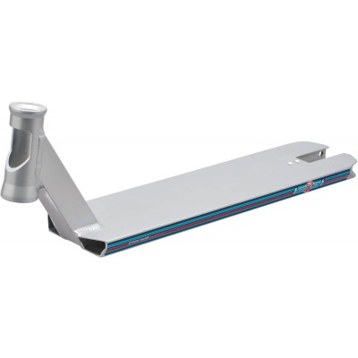 Lucky Cody Flom V3 Pro Scooter Deck - Silver